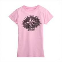 Polaris T-shirt Rosa Youth