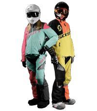 Snøscooter klær