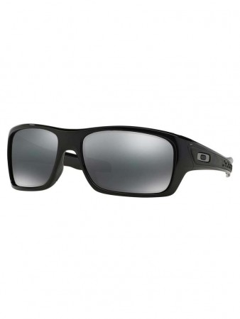 Oakley Turbine Polished Black/Black Iridium